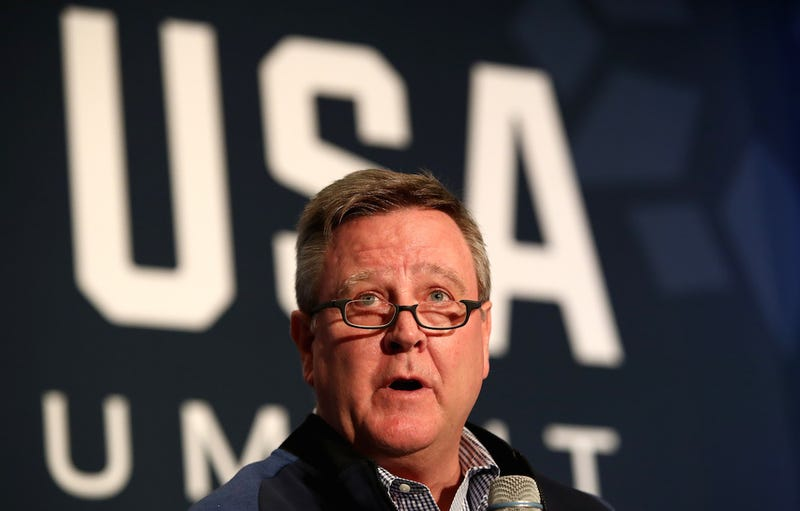 Illustration for article titled Scott Blackmun Resigns As Head Of USOC Amid Larry Nassar Fallout