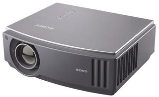 Illustration for article titled Sony Slashes HD Projector Prices with Budget Bravias