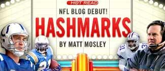 Illustration for article titled Hashmarks' Comedic Value Is Superb!
