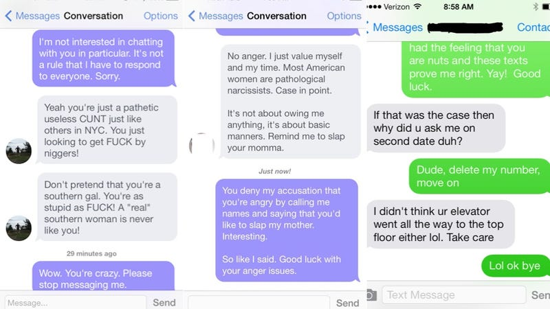 Online dating guy ignoring me-in-Windsor
