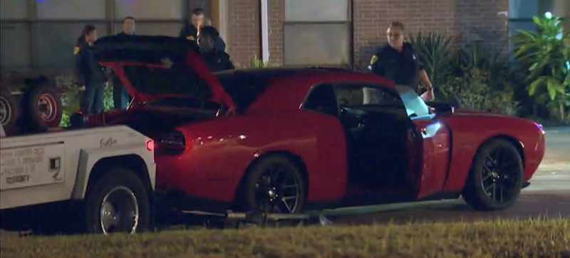 Houston Car Salesman Kidnapped On Dodge Challenger Test Drive