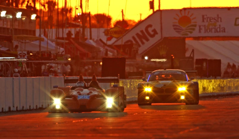 Illustration for article titled I'm At The 12 Hours Of Sebring (And Supposedly Have To Lick Magnus' Car)