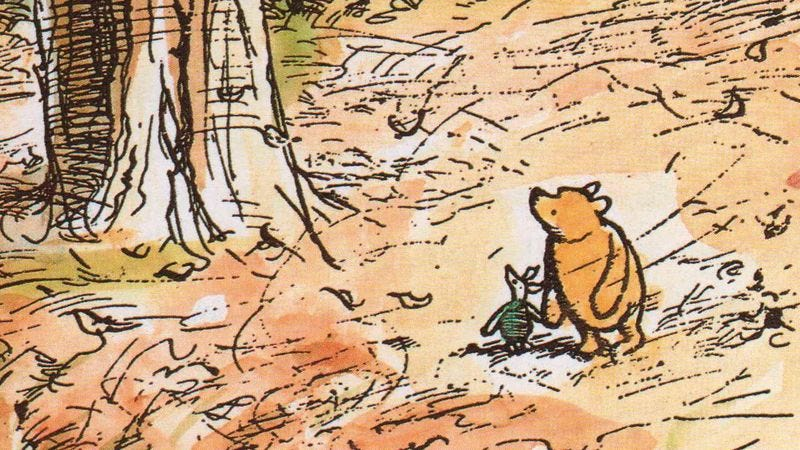 Illustration for article titled 'Winnie-The-Pooh' Turns 90