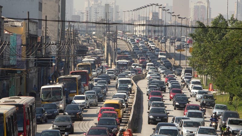 Driving in Brazil: What You Need to Know |Sao Paulo Brazil Traffic