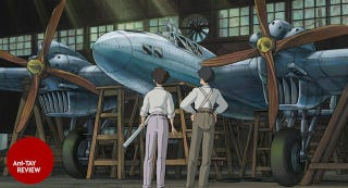 Illustration for article titled The Wind Rises: The Ani-TAY Review