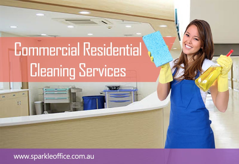 Illustration for article titled commercial residential cleaning services