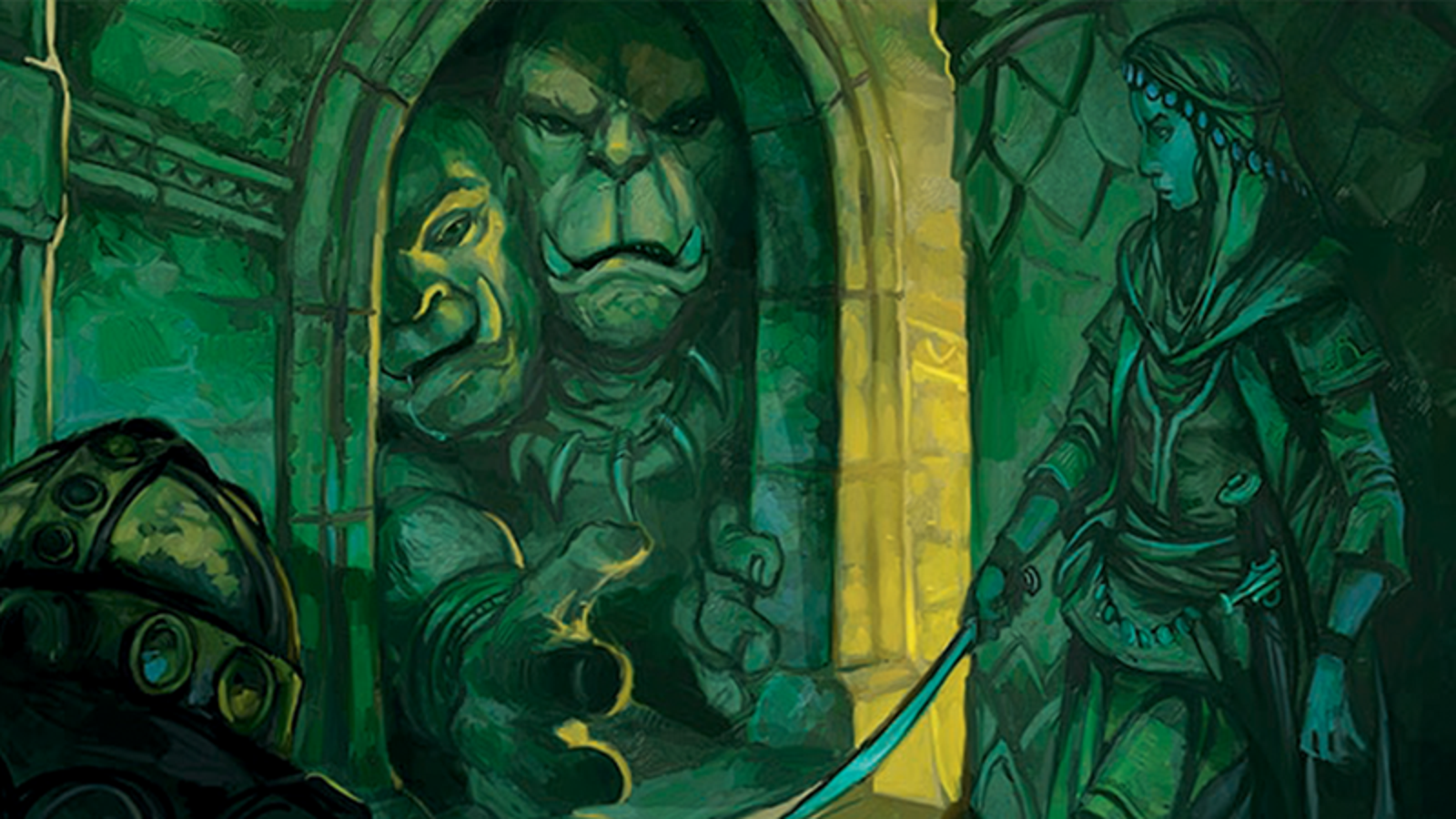 Wizards of the Coast Wants You to Photoshop Your Own Dungeons & Dragons Monster