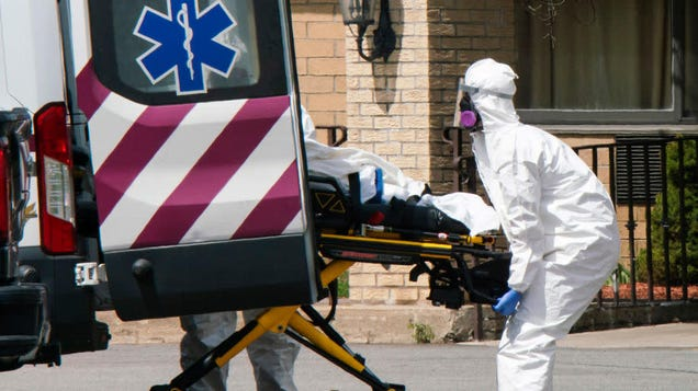 Jump in U.S. Covid-19 Death Tally Expected as CDC Changes Counting Practices