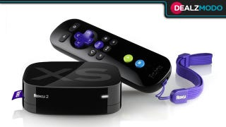 Illustration for article titled This Top of the Line Roku Is Your Dumb-TV-Has-a-Braiiin Deal of the Day