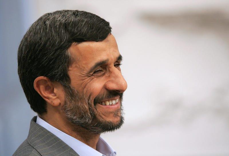 Illustration for article titled Ahmadinejad Calls Obama George W. Bush v. 2.0