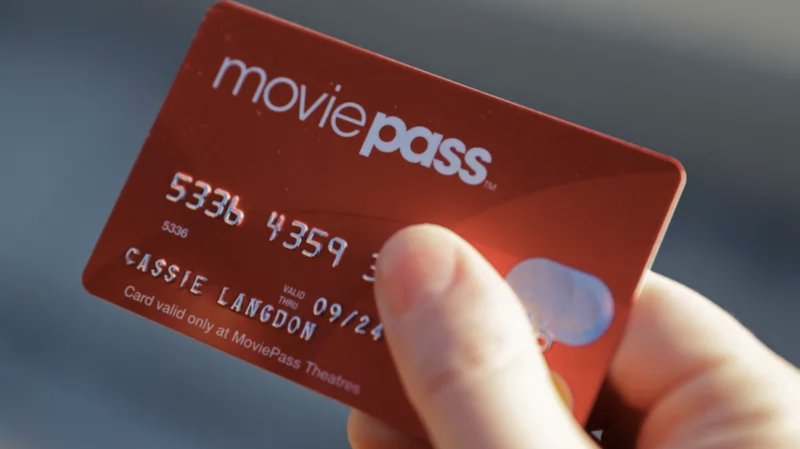 Illustration for article titled At This Point, MoviePass Is Just Messing With Us