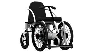 Illustration for article titled Row, Row, Row Your... Wheelchair