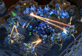 Illustration for article titled StarCraft II Fastest Selling Strategy Game Of All Time