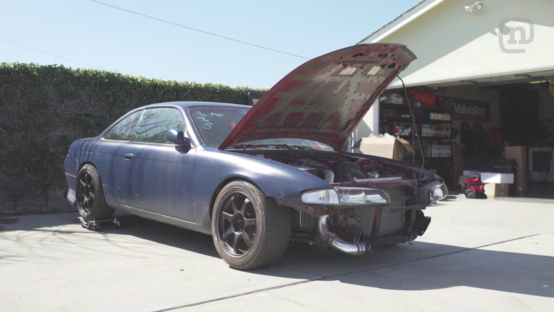 Why You're Wrong About What Engine You Want For Your Drift Car