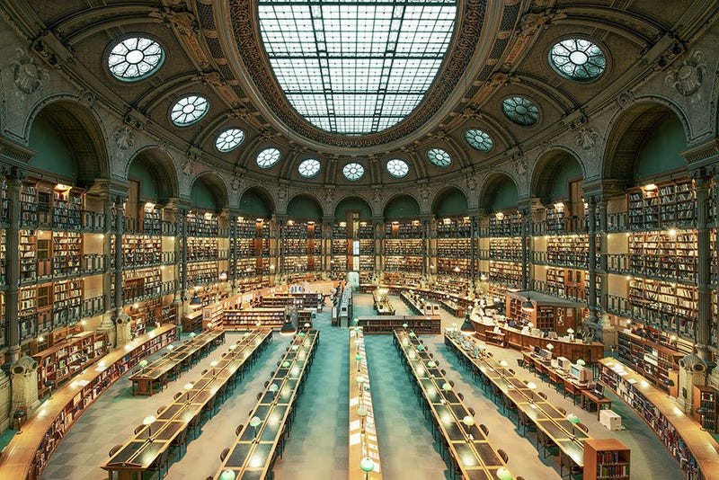 Illustration for article titled Gaze In Awe At These Stunning Photographs Of World Libraries