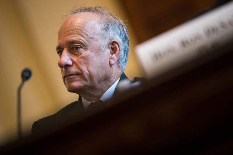 Illustration for article titled Iowa Rep. Steve KKKing Claims He Knows What Christ 'Went Through' After Congress Shut Him Down for Being Racist