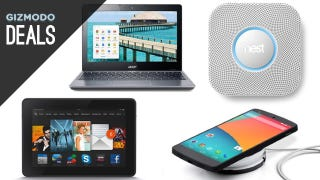 Illustration for article titled First Deal on Nest Protect, Wireless Charging Pad, Mohu Curve [Deals]