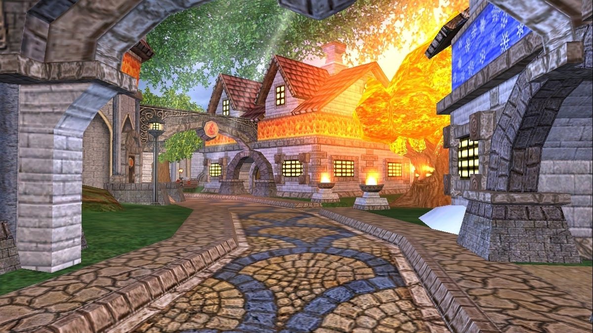 Wizard101 To Cast MMO Spell On Tweens