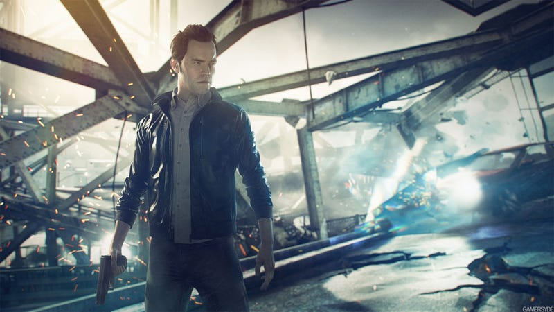 Illustration for article titled El esperado videojuego Quantum Break se retrasa, no llegará hasta 2016