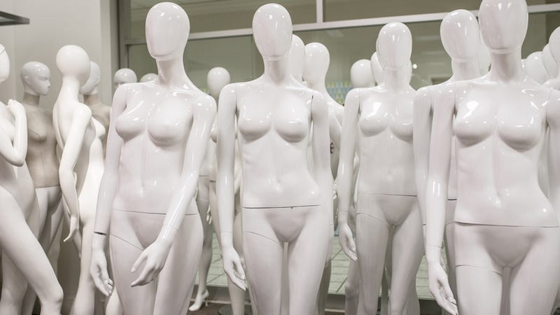 Illustration for article titled Topshop Will Nix 'Ridiculously Shaped' Mannequins After Complaint