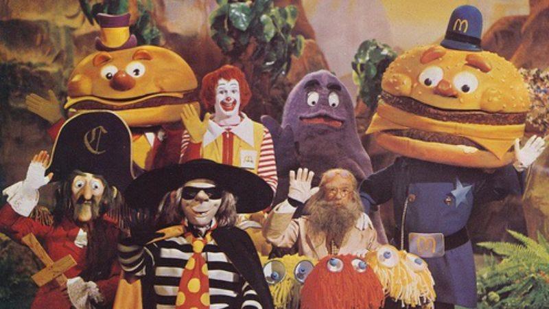 The copyright-infringing denizens of McDonaldland (Photo: McDonald's Wikia)