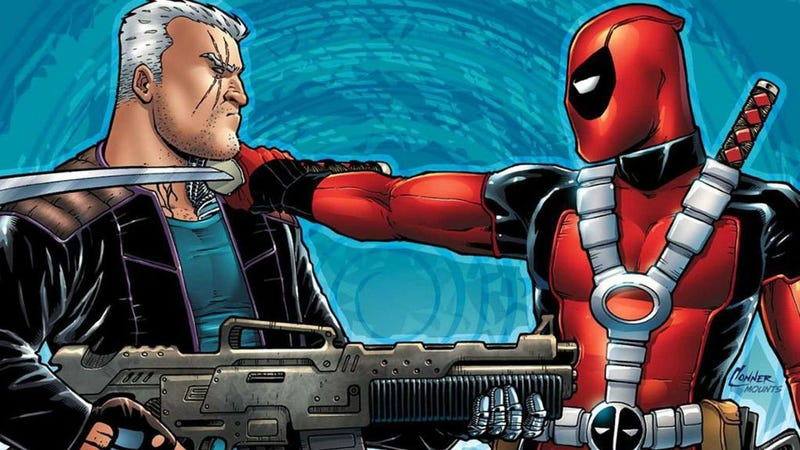 An image from Deadpool and Cable: Split Second. Image: IGN