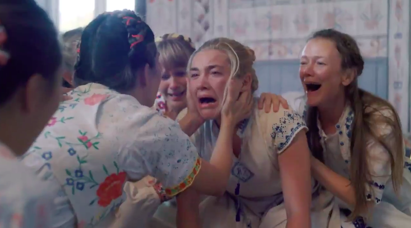 """Illustration for article titled Midsommar """"skins the fool"""" in the latest teaser for Ari Aster's Hereditary follow-up"""