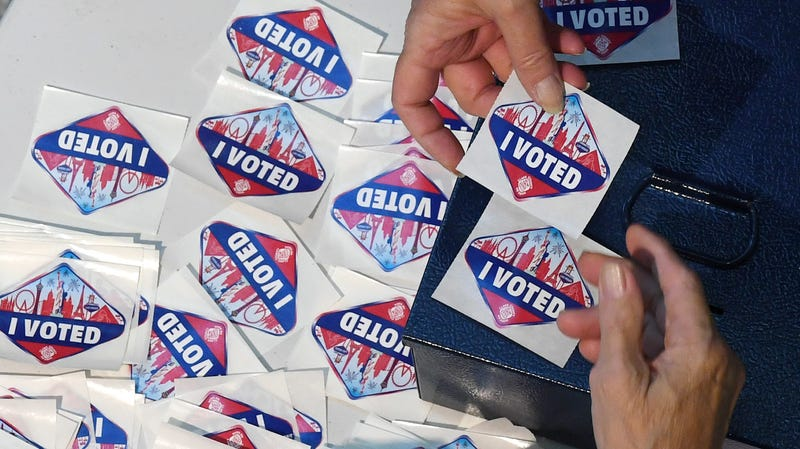 Illustration for article titled How to Get Free Stuff Today With Your 'I Voted' Sticker