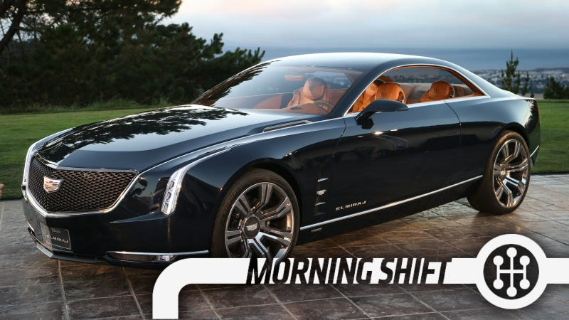 Illustration for article titled The Gorgeous Cadillac Elmiraj Is 'Very Doable' Says Cadillac