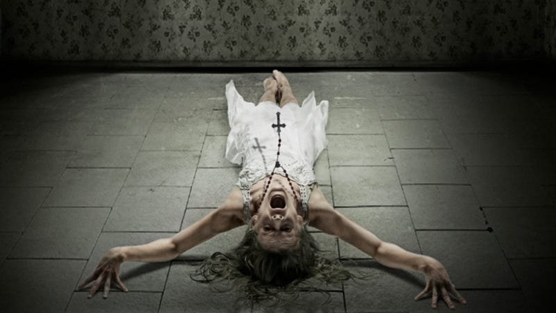 Illustration for article titled What bone-twisting horrors happened to Nell after The Last Exorcism?