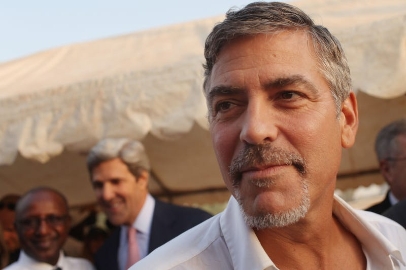 Actor George Clooney (Getty Images)
