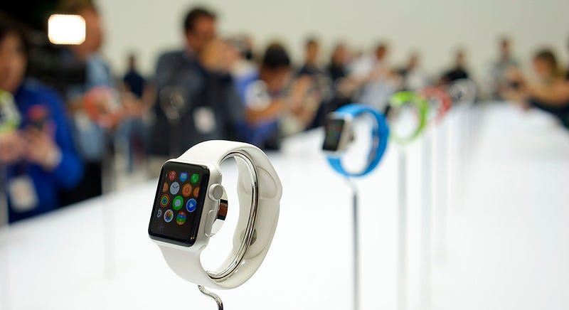 Illustration for article titled Confirmado: el Apple Watch sale a la venta el próximo abril