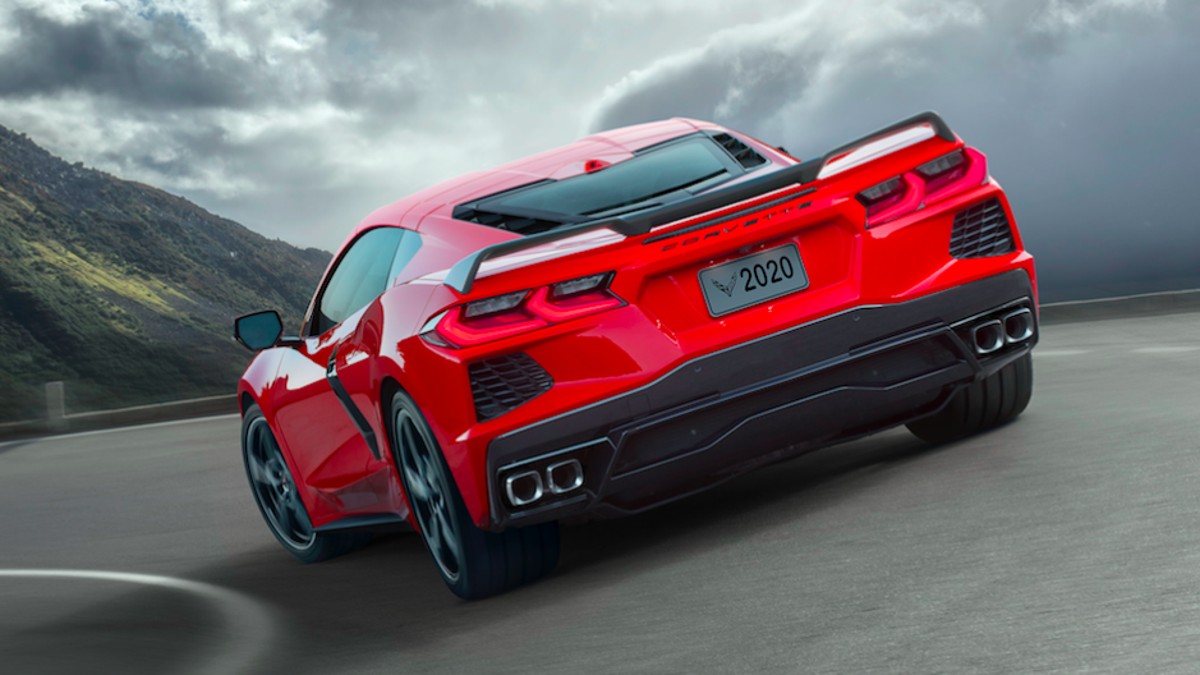 Here's A Detailed Look At The 2020 Corvette C8's Impressive