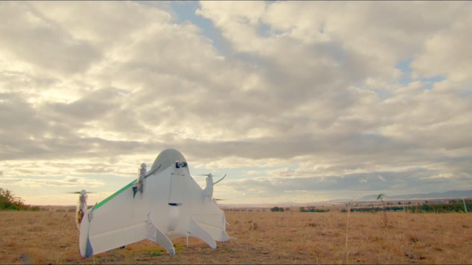 Project Wing: Google también tiene sus propios drones repartidores