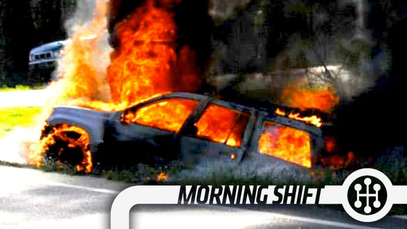 Illustration for article titled Chrysler Refuses To Recall Fiery Jeeps, Tells Gov To Shove It