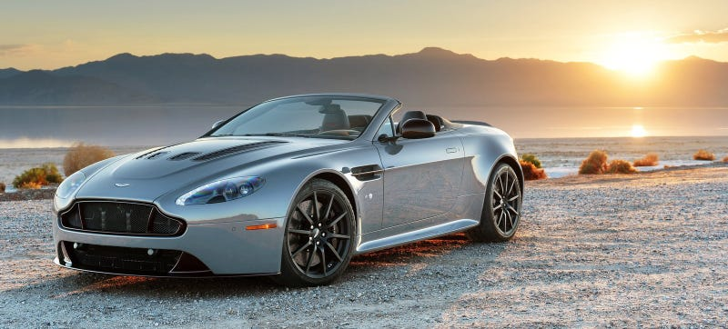 Illustration for article titled Aston Martin Gets Safety Exemption, Won't Have To Halt U.S. Sales
