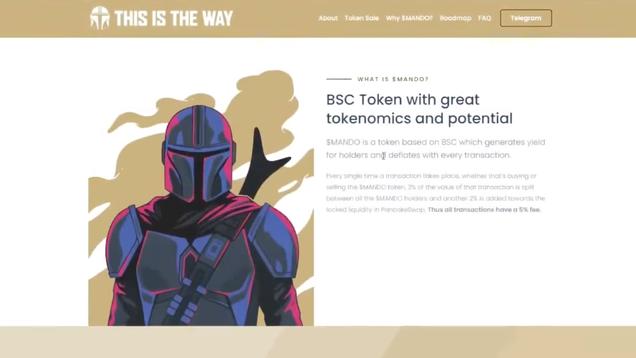 TikTok Influencer Apologizes After Promoting Scam  Mando  Cryptocurrency
