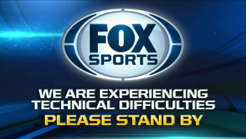Illustration for article titled Fox Loses Broadcast During World Series