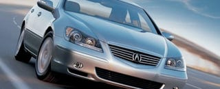 Illustration for article titled 2009 Acura RL to Debut at Chicago Auto Show