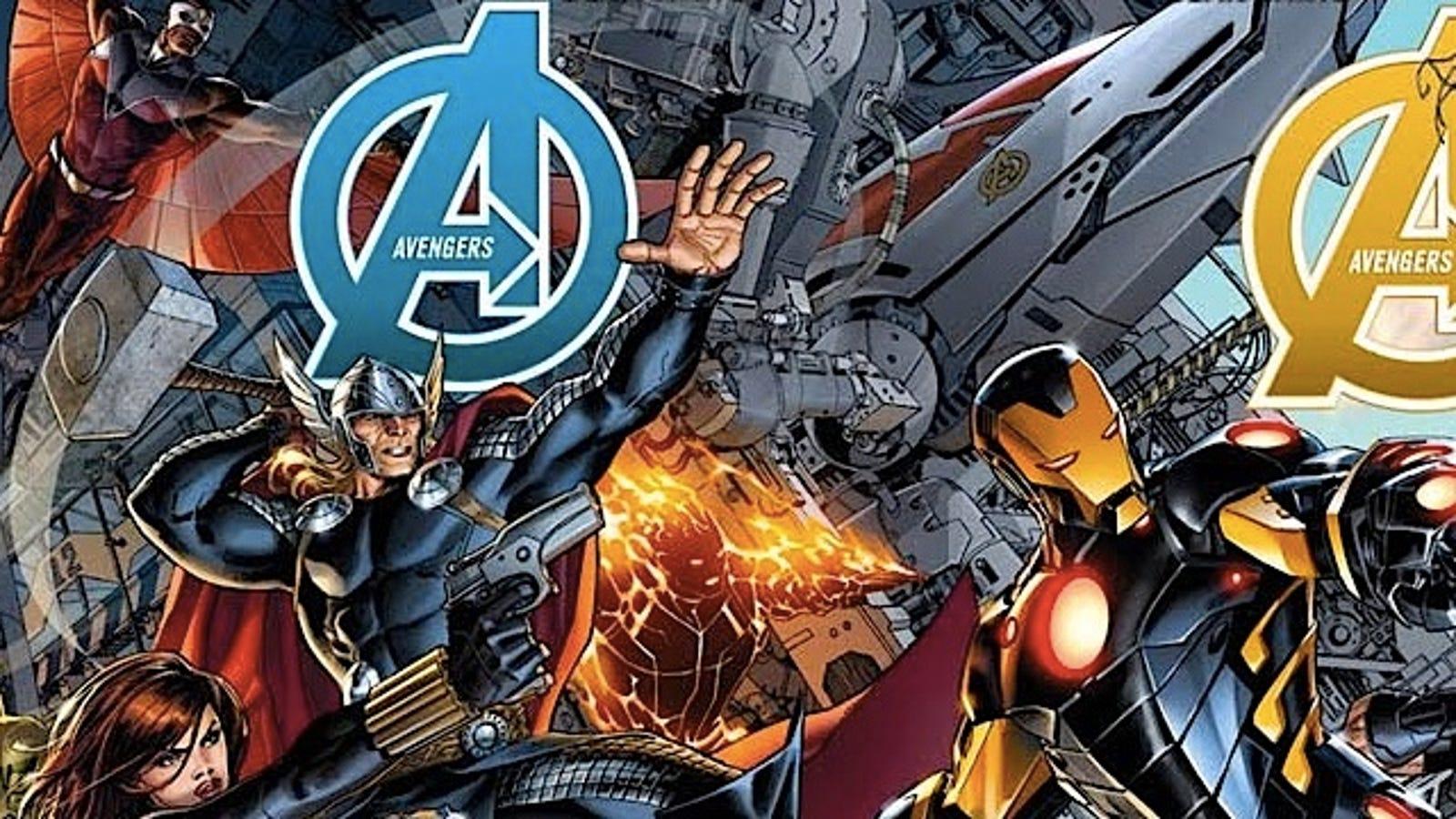 After Avengers vs  X-Men, who's left on the Avengers? Jonathan