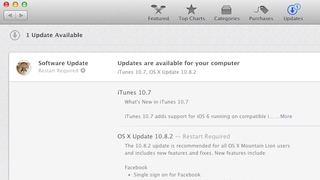 Illustration for article titled OS X 10.8.2 Brings Facebook Integration, iMessage Improvements, and More to Mountain Lion