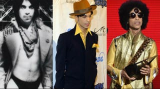 Cover of Prince's Dirty Mind; Getty Images; Kevin Winter/Getty Images