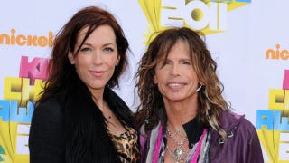 Illustration for article titled Steven Tyler Engaged To Girlfriend Erin Brady