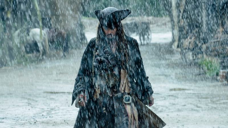 Pirates Of The Caribbean: Dead Men Tell No Tales (Photo: Disney)