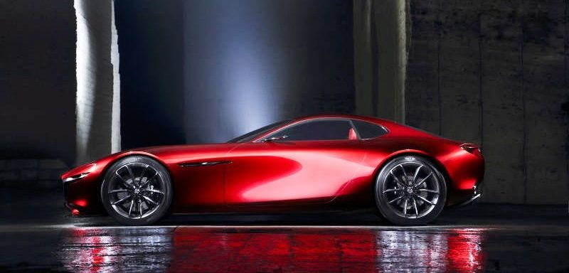 Mazda Is Still Working On Its New Rotary Engine And It Could