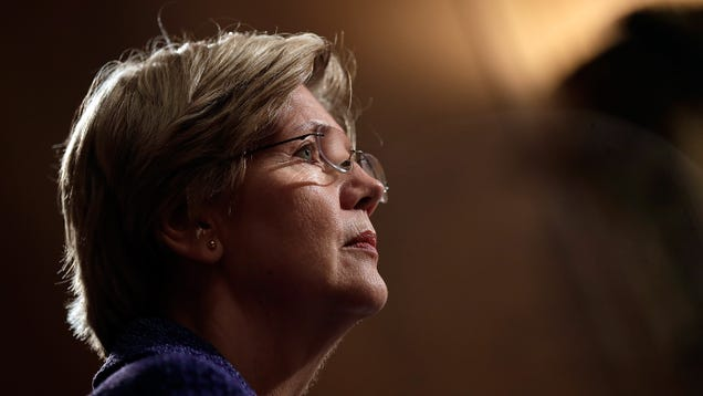 'The Definition of Corruption': Warren Calls Out FCC Advisory Committee Overrun by Corporate Suits
