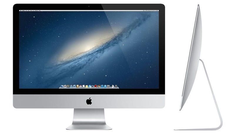 Illustration for article titled Apple actualiza las tripas de sus iMac