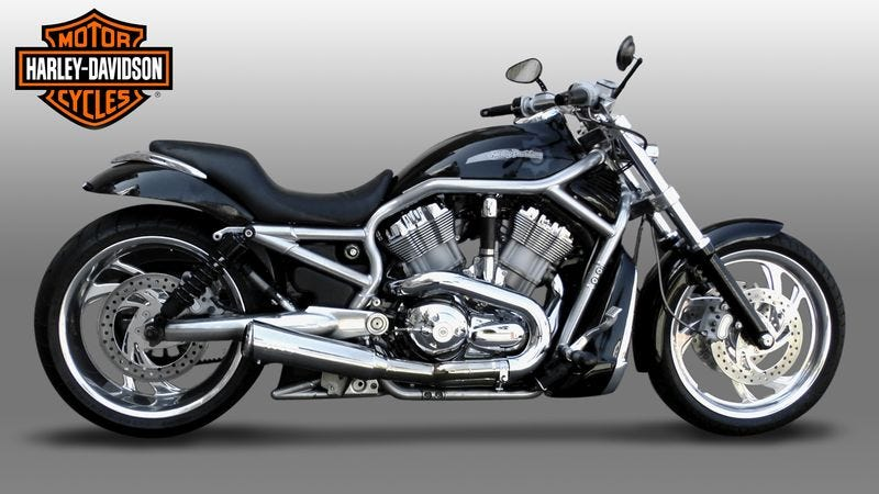 Illustration for article titled Harley-Davidson Releases New Motorcycle Designed For Men