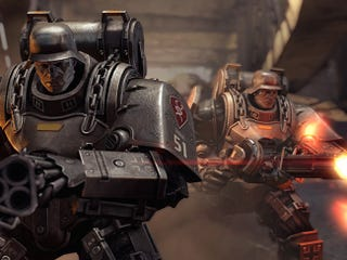 Illustration for article titled Pre-Order Wolfenstein: The New Order And Get 15% Off + DOOM Beta (Steam)