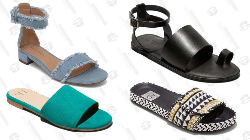 Buy one, get one 50% off sandals | Target